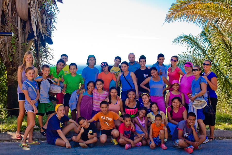 Helping Honduras Kids