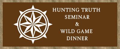 hunting truth seminar