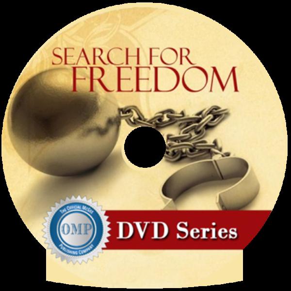 searchforfreedomDVD - Robert McGee