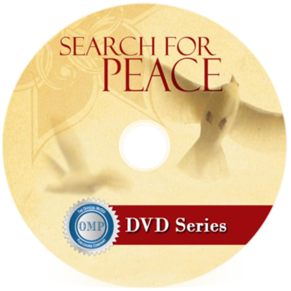 searchforpeaceDVD - Robert McGee