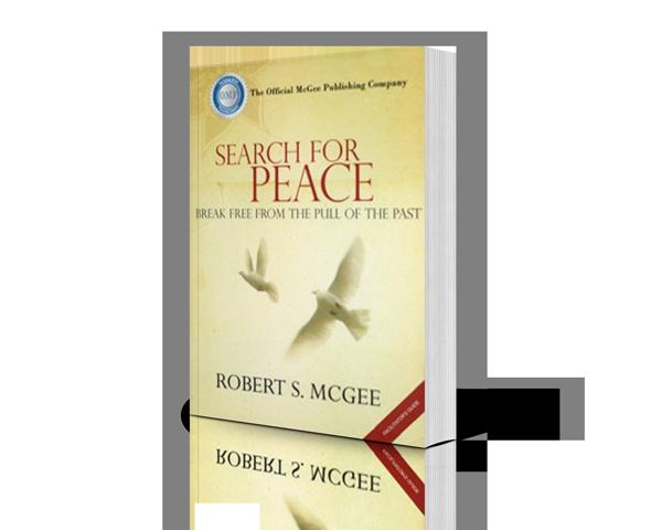 searchforpeaceLEADERSGUIDE - Robert McGee