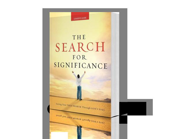 searchforsignificanceLEADERSGUIDE - Robert McGee